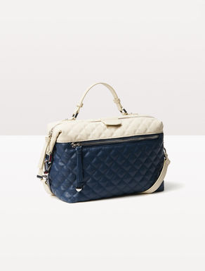 Matelassé Boston bag