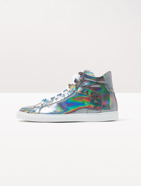 Sneakers di pelle