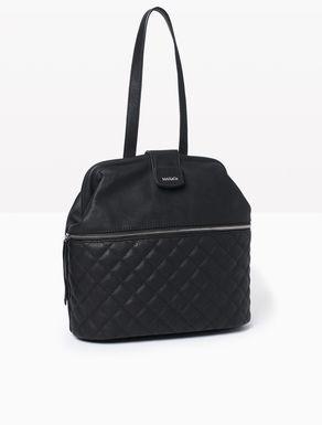 Backpack bag matelassé