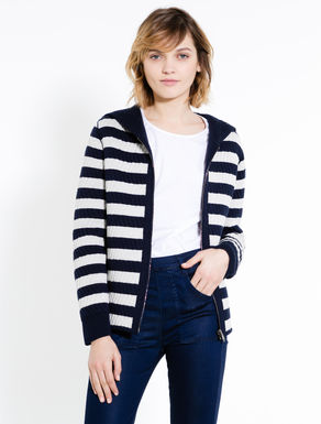 Reversible Knitpad jacket