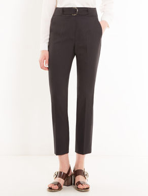 Sablé slim-fit trousers