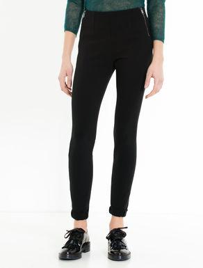 Pantaloni skinny di tessuto tecnico