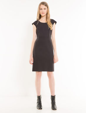 Sablé sheath dress