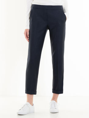 Pantalon slim en tissu stretch