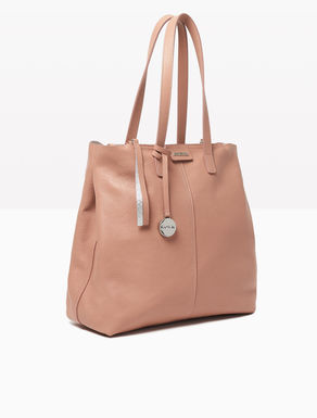 Shopper di pelle double