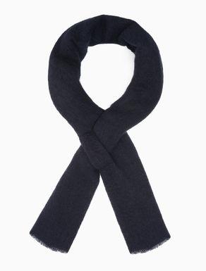 Bufanda de tejido perchado