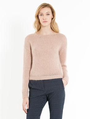 Pullover aus Mohairgemisch