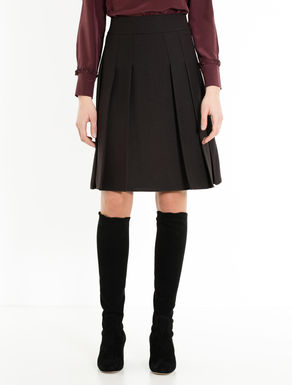 Sablé A-line skirt