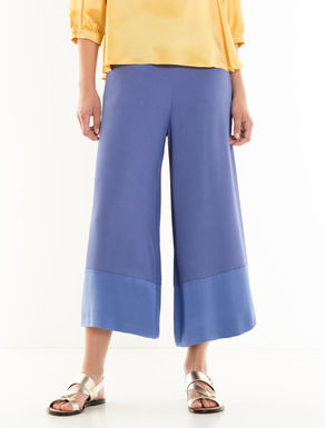 Envers satin culotte trousers