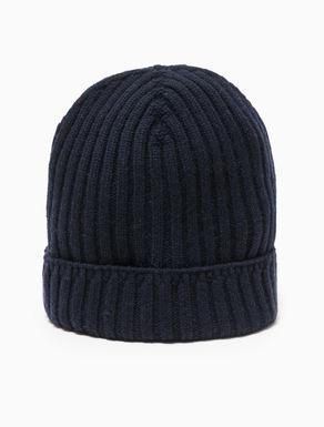 Wool/cashmere beanie