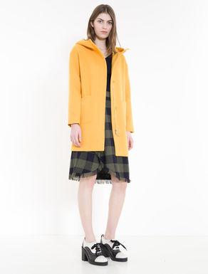 Double duffle coat