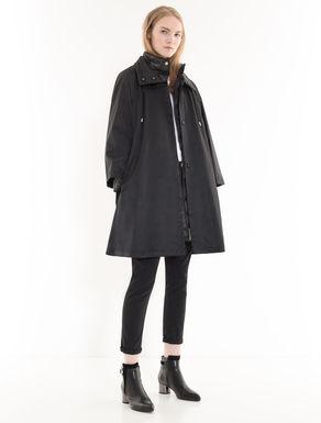 Modular padded raincoat