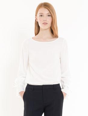 Crêpe de chine blouse