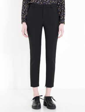 Slim double trousers