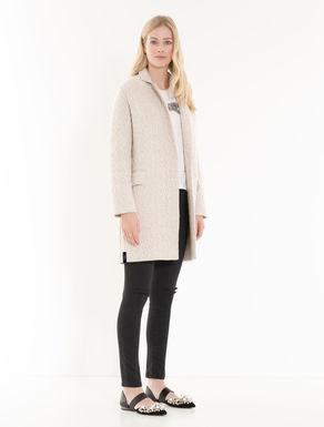 Cashmere Knitpad coat