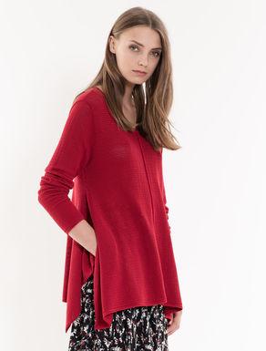 Micro-mesh jumper