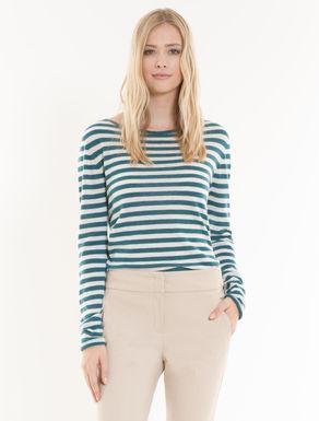 Soft cashmere garza jumper