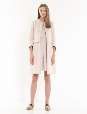 Manteau en jersey technique