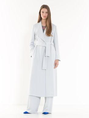 Envers satin duster coat