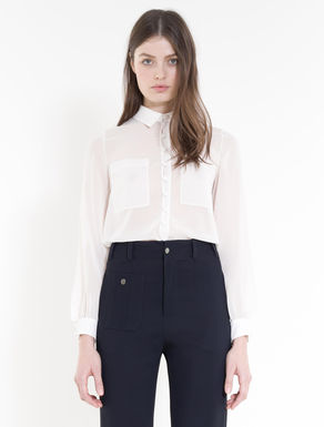 Floaty georgette shirt