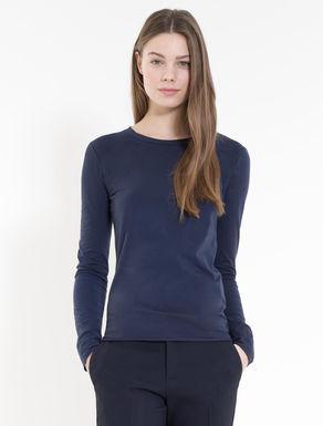 T-Shirt aus leichter Baumwolle