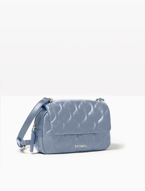 Quilted nappa mini-bag