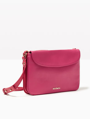 Colour-block triple bag