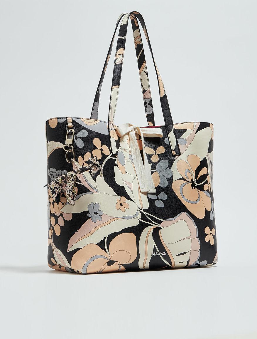 MAX&Co. ADIBIRE - Shopping Bag - black