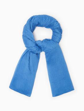 Floaty muslin scarf