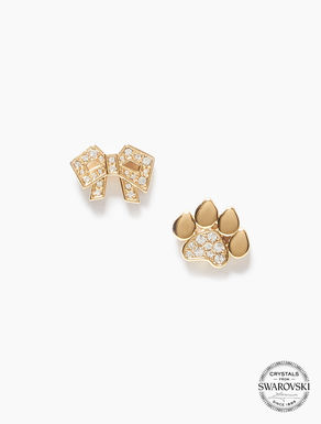 Boucles asymétriques avec cristaux