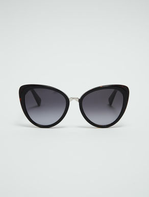 Sunglasses with origami details