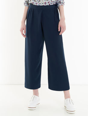 Floaty sarong trousers
