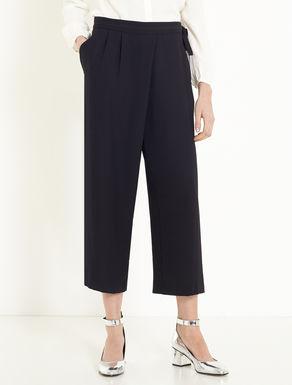 Pantalon sarong fluide