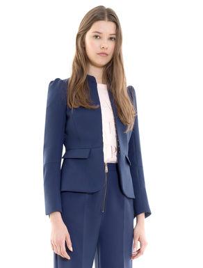 Slim-fit double jacket