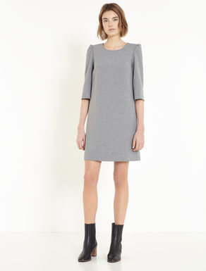 Double tunic dress