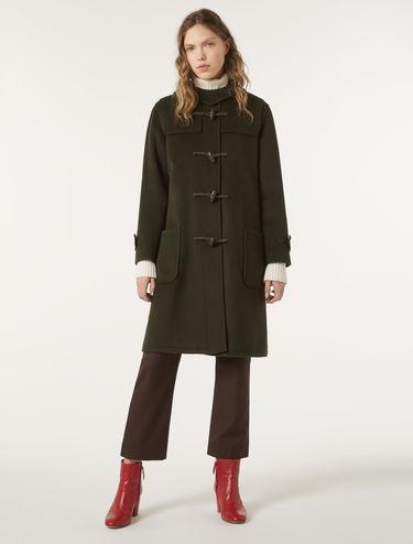 Montgomery in panno di lana
