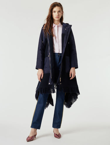 Technical fabric and cloth coat