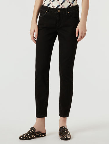 Jeans skinny fit nero
