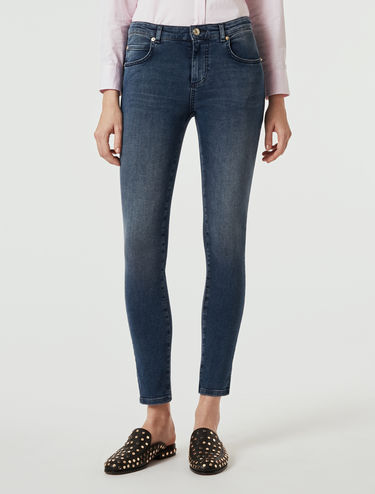 Jean legging super stretch