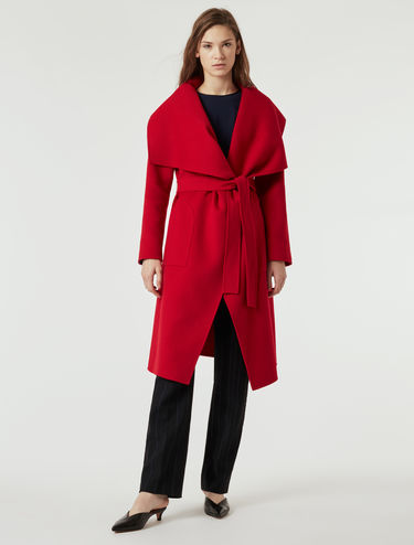 Cappotto in lana/cashmere double