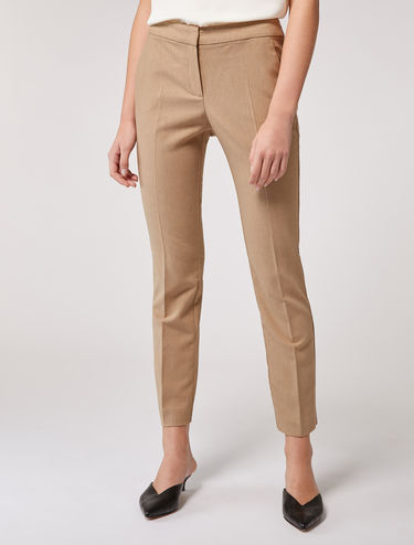 Slim Batavia trousers