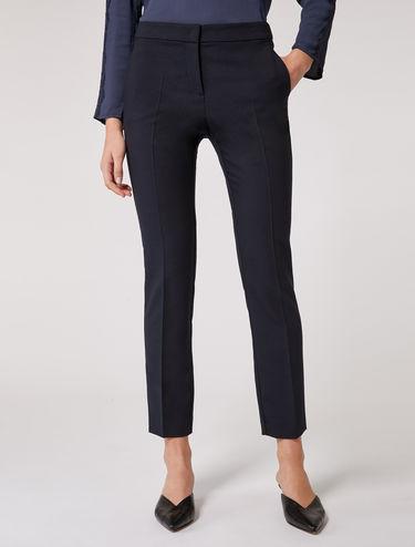 Slim Batavia trousers