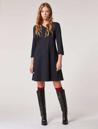 Batavia A-line dress
