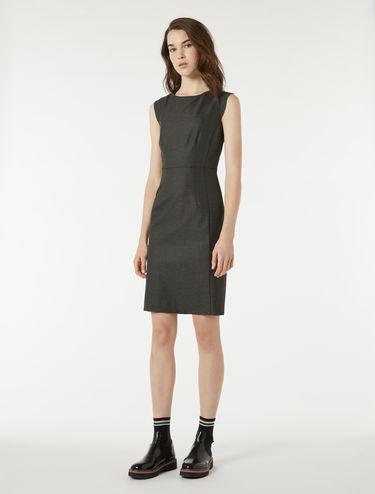 Micro-patterned dress