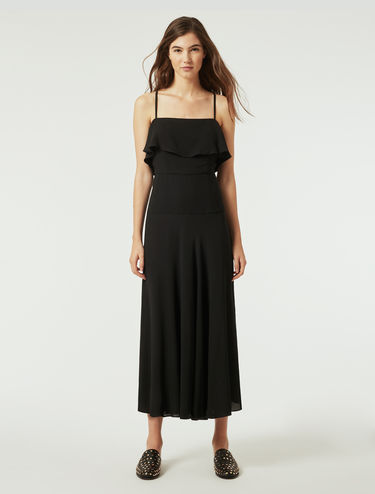 Long light cady dress