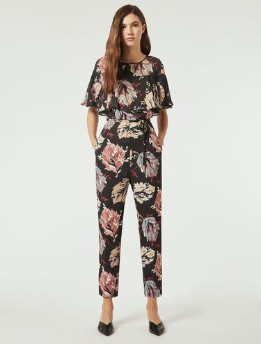 Light cady jumpsuit
