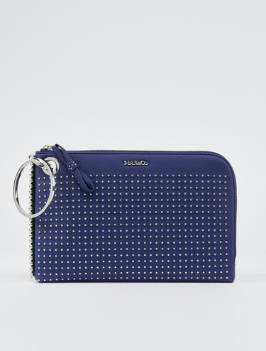 Micro studded maxi clutch
