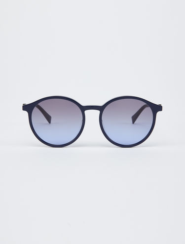 Round shaped sunglasses