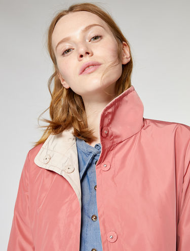 Trench reversible bicolor