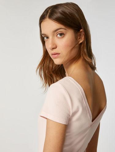 Slim comfort jersey T-shirt